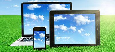Laptop, Tablet, Phone – NPF Image